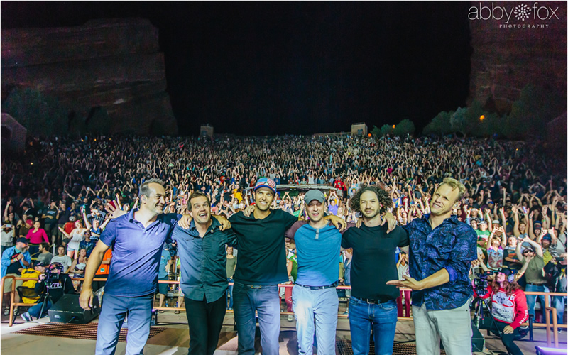 Umphrey's McGee photos 1607 redrocks