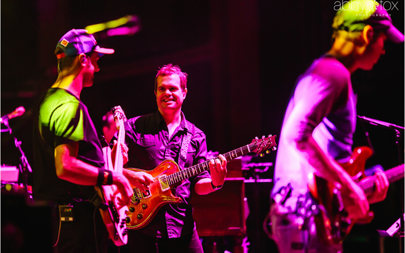 photo by abby fox umphreys mcgee red rocks