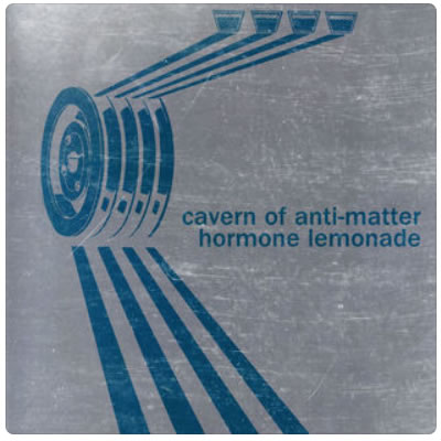 Cavern of Anti-Matter album cover