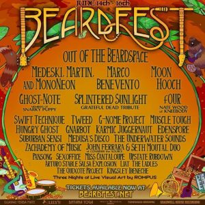New Jersey based festival Beardfest announced initial line up