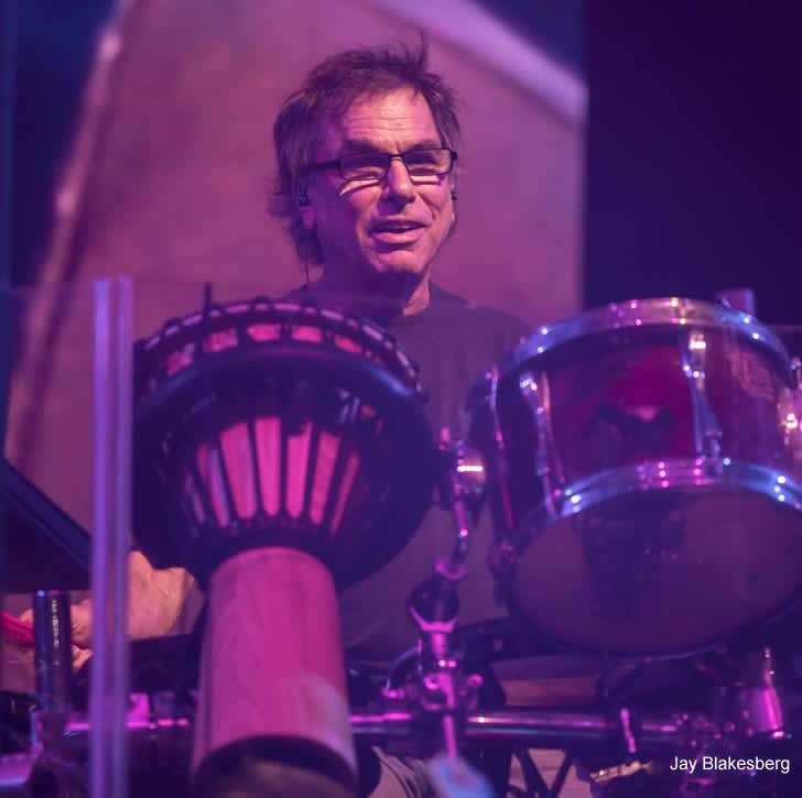 Drummer Mickey Hart