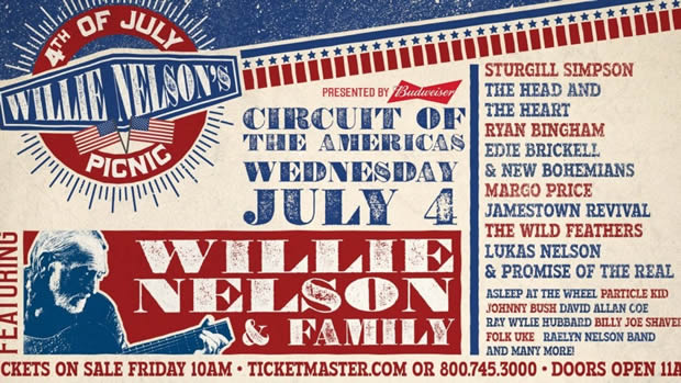 Willie Nelson Picnic