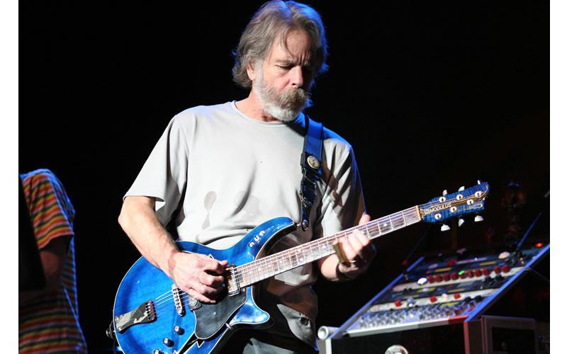 Bob Weir live concert photo