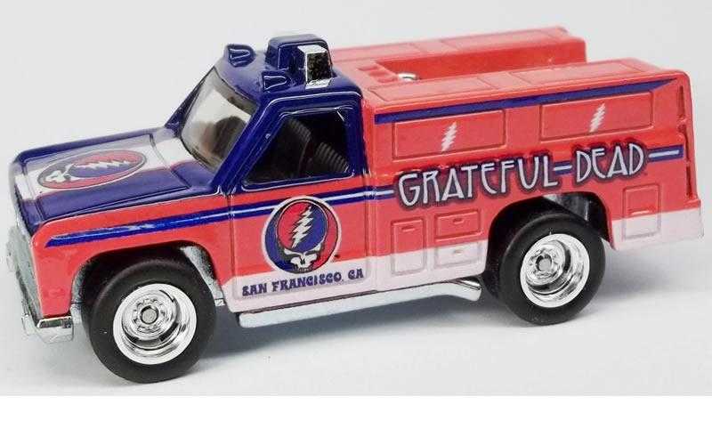 grateful truck