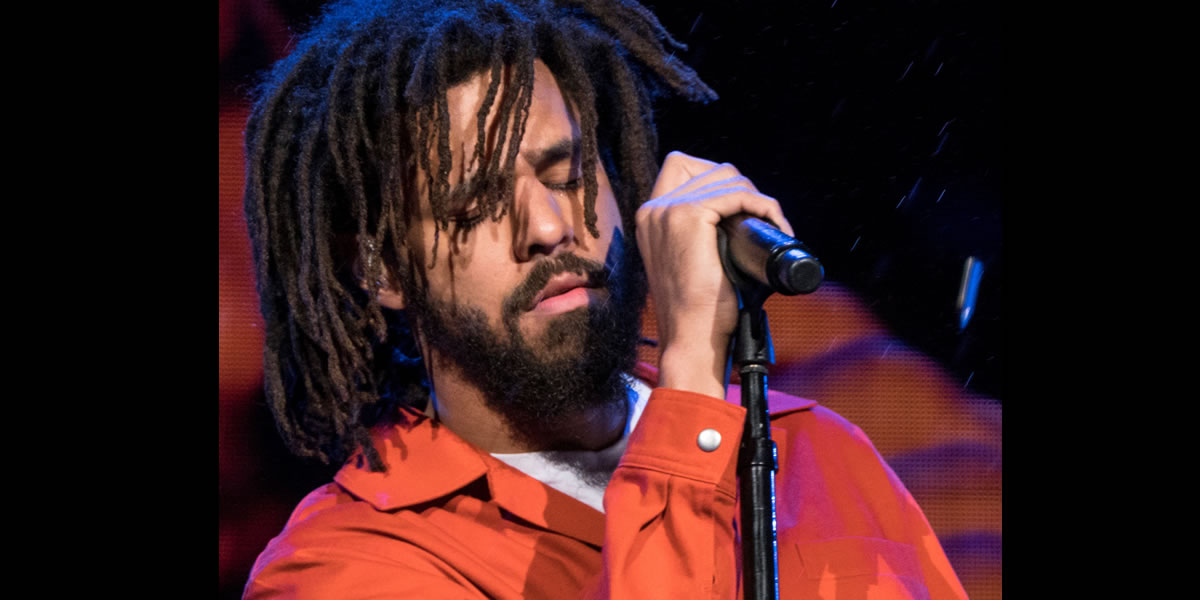 J Cole has broken the Spotify and Apple Music stream record