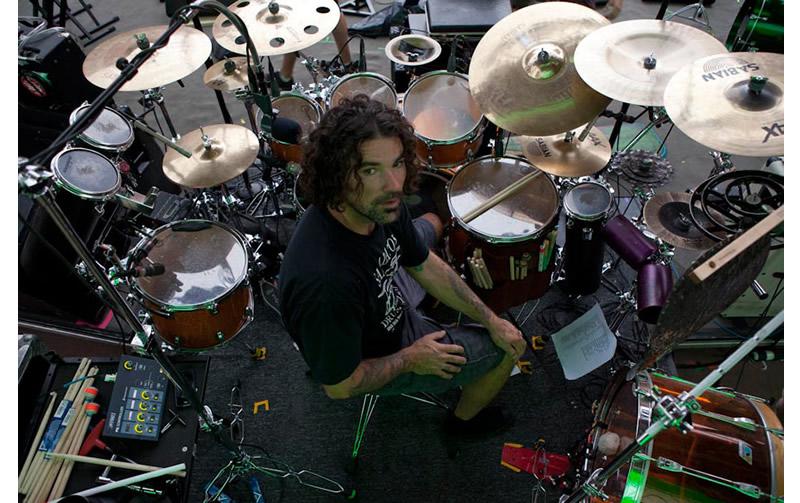 Jay Lane Drum Photo