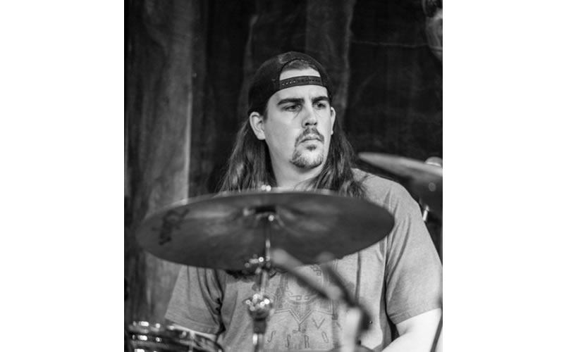 terrapin faimly band drummer Alex Koford