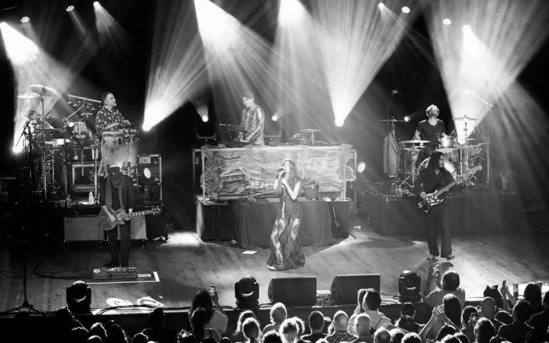 Thievery Corporation photo by Lacey Terrell