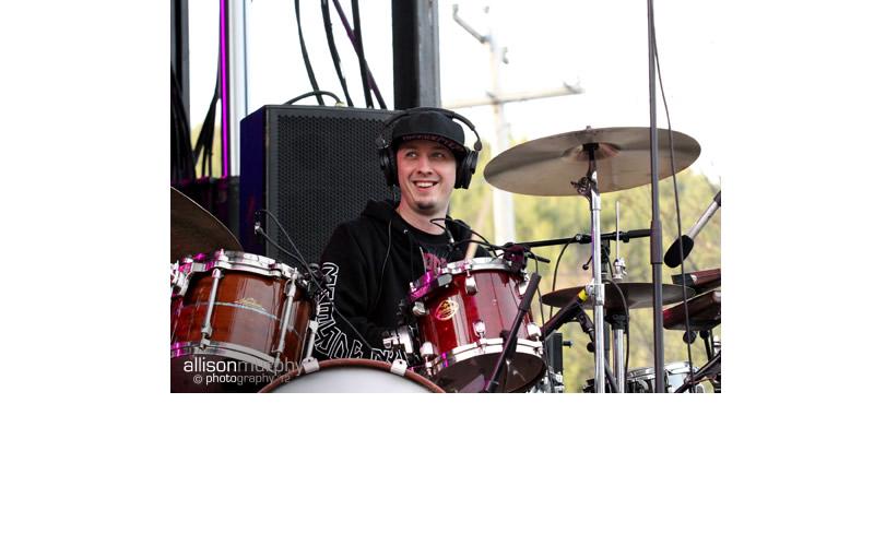 drummer adam deitch of break science