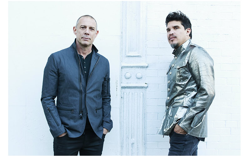 thievery corporation lead