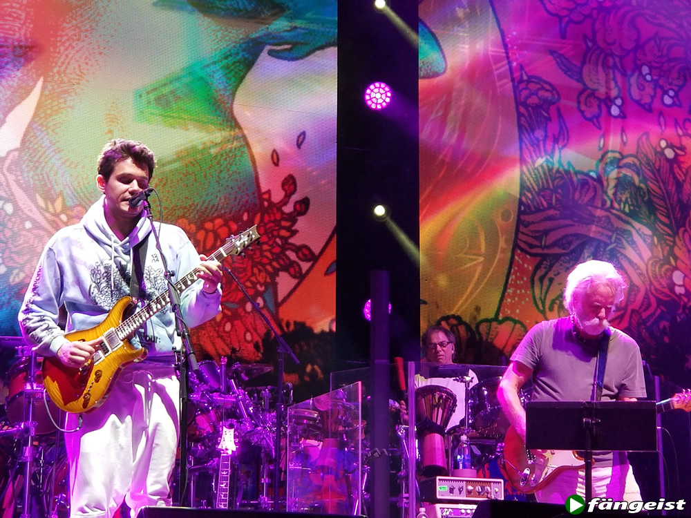 Dead and Company June NY show honoring Chris Charucki