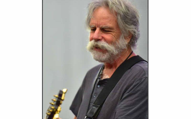 Bob Weir Acoustic Guitar Live Concert Lockn 2015
