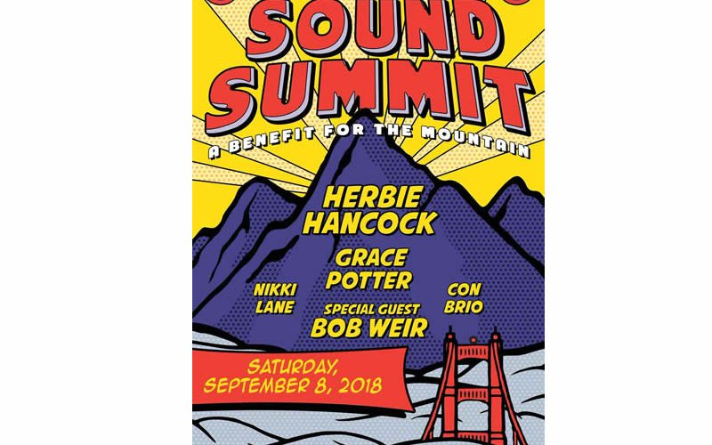 Herbie Hancock Sound Summit 2018