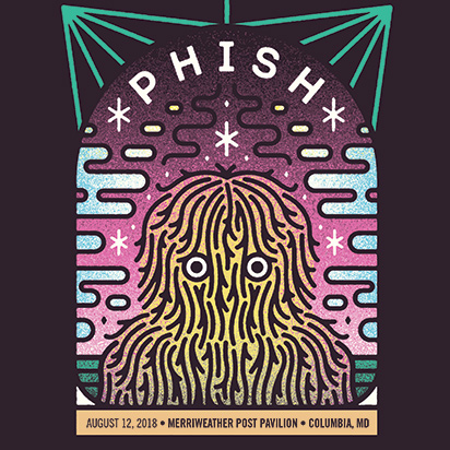 phish stream summer 2018 Columbia MD