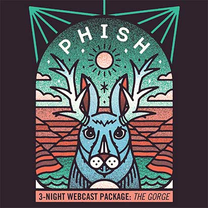 phish stream summer 2018 The Gorge