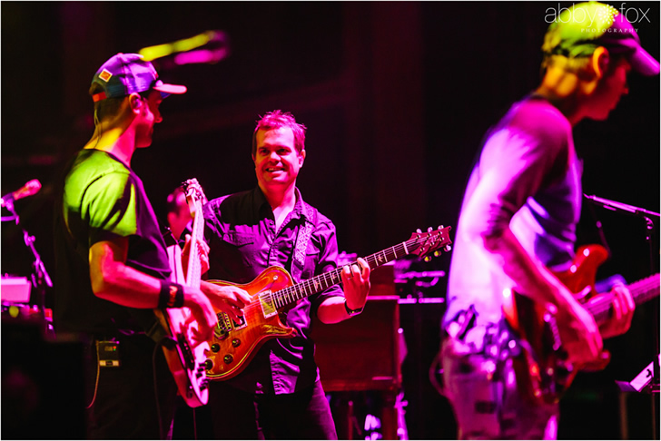 photo by abby fox umphreys mcgee red rocks_sm